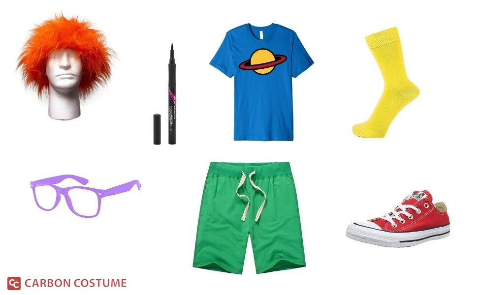 Chuckie Finster Costume