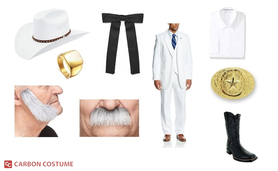 Doug Dimmadome from The Fairly OddParents Costume