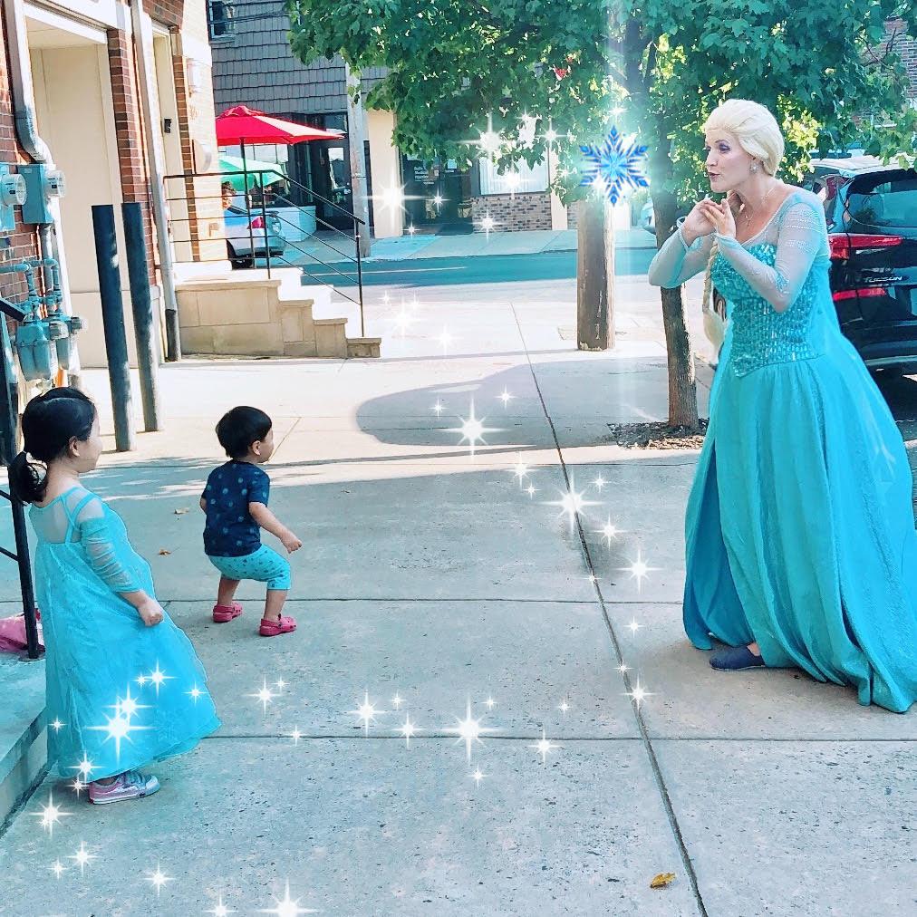 Elsa Visit