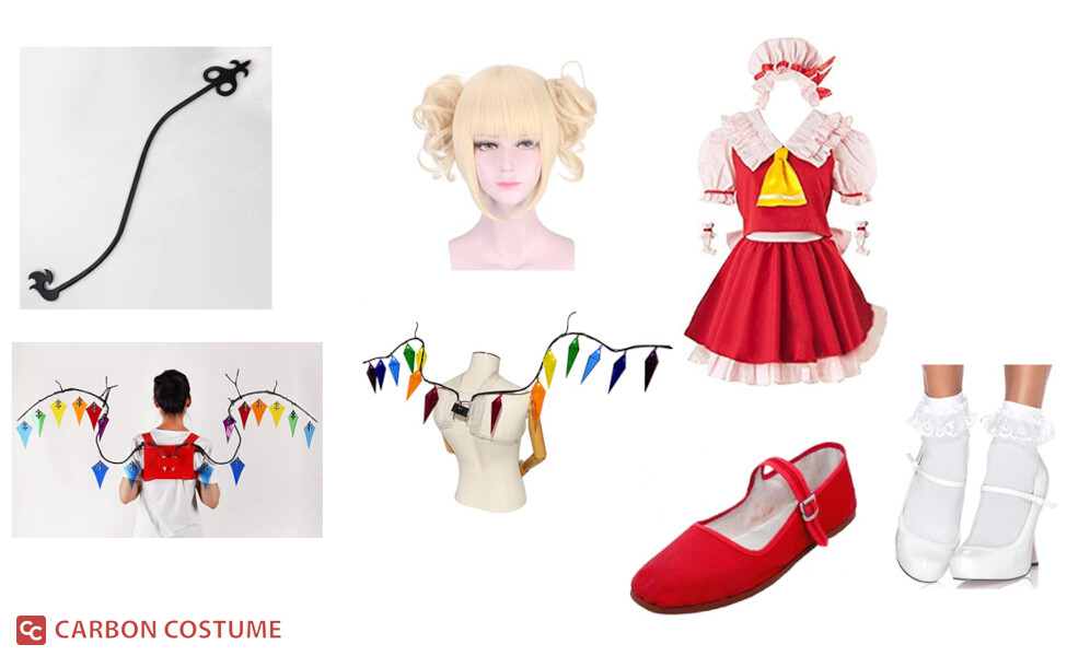 Flandre Scarlet from Touhou Project Costume