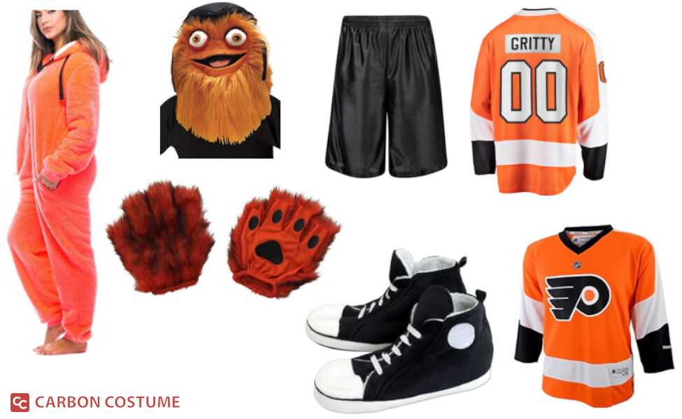 Gritty Costume