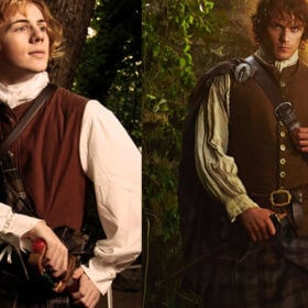 Make Your Own: Jamie Fraser from Outlander