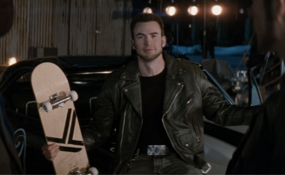 Lucas Lee from Scott Pilgrim vs. the World