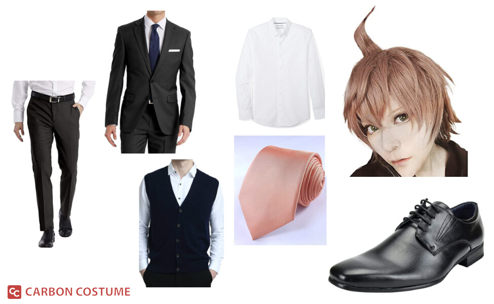 Makoto Naegi from Danganronpa 3 Costume