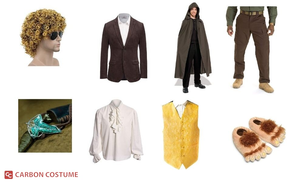 Merry Brandybuck Costume