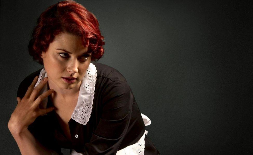 Moira O'Hara from American Horror Story
