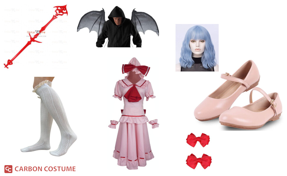 Remilia Scarlet from Touhou Project Costume