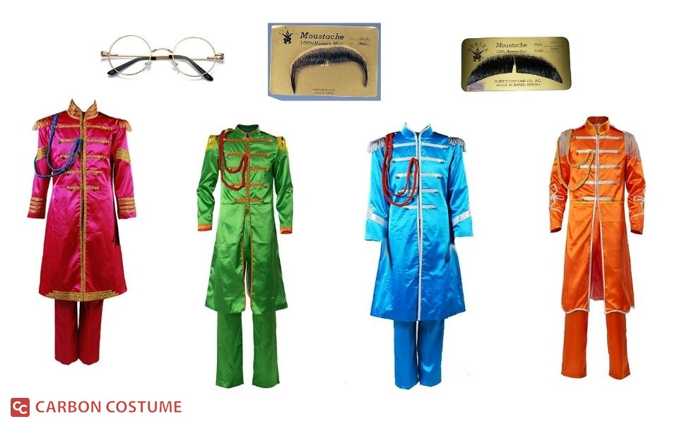 Sgt Pepper's Lonely Hearts Club Band Costume