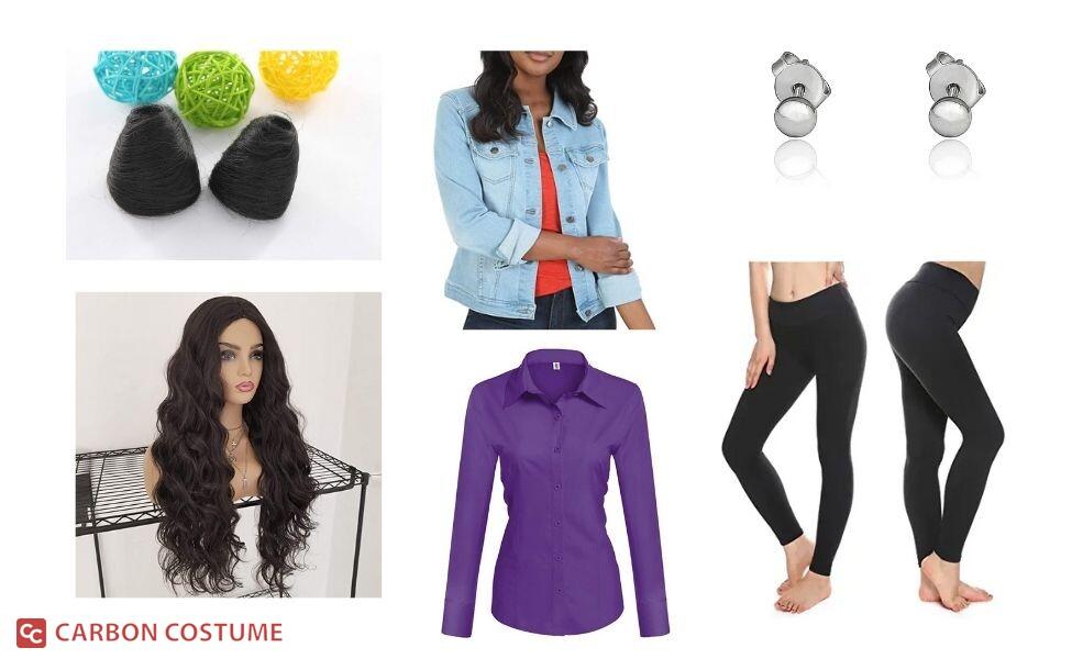 Yasmin Khan Costume