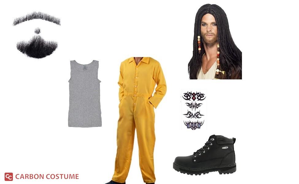 Black Tom Cassidy from Deadpool 2 Costume