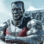 Colossus from Deadpool