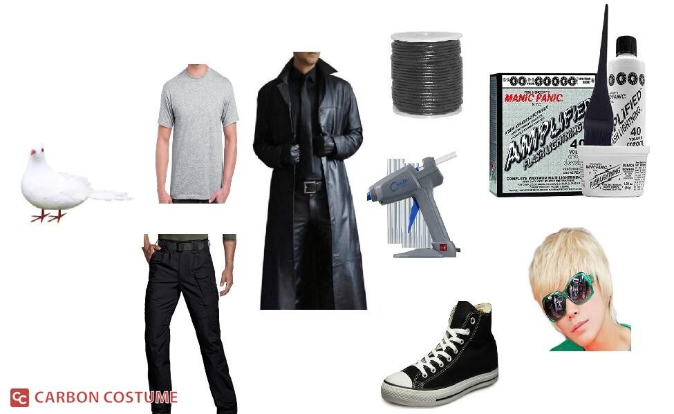 Roy Batty from Blade Runner Costume