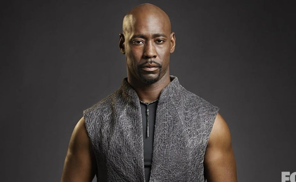 Amenadiel from Lucifer