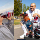 Cranberry Juice Skateboarder