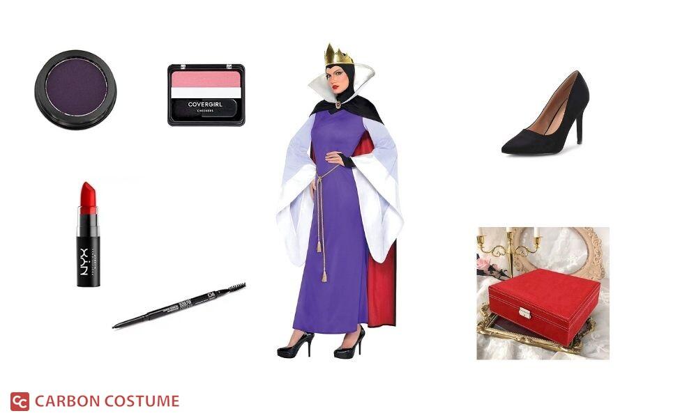 The Evil Queen (Queen Grimhilde) Costume
