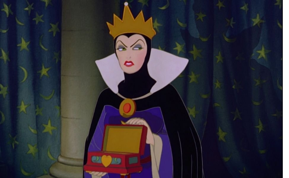 The Evil Queen (Queen Grimhilde)