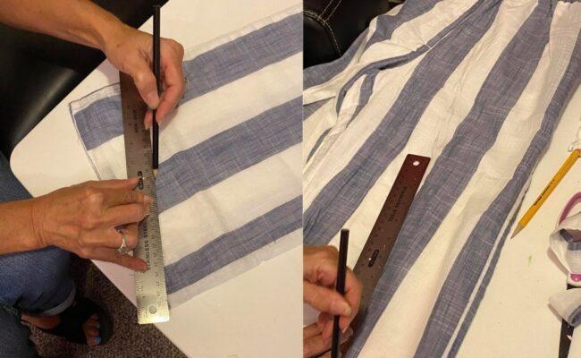 klaus cult tutorial pants measure