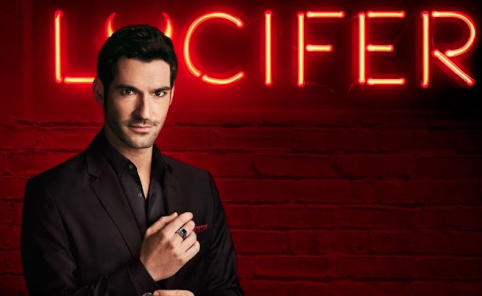 Lucifer Morningstar from Lucifer
