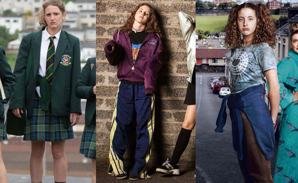 Orla McCool from Derry Girls