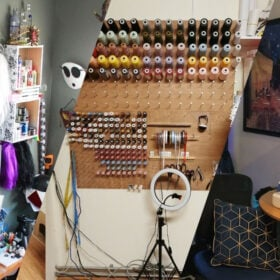Cosplay Cribs: Costume-Makers Give Us a Virtual Tour of Their Workshops