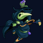 plague knight from shovel knight