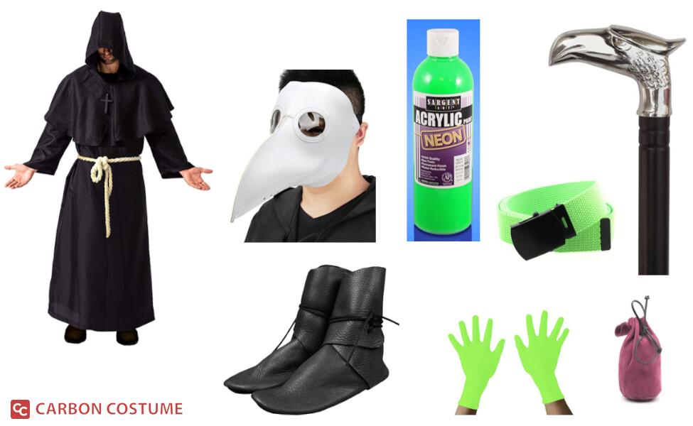 Plague Knight from Shovel Knight Costume