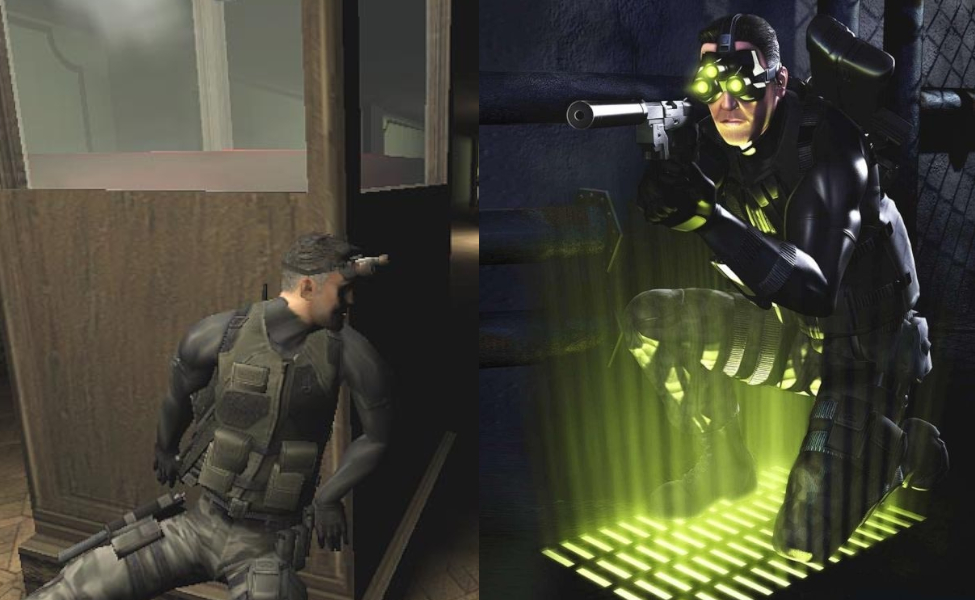 Sam Fisher from Splinter Cell