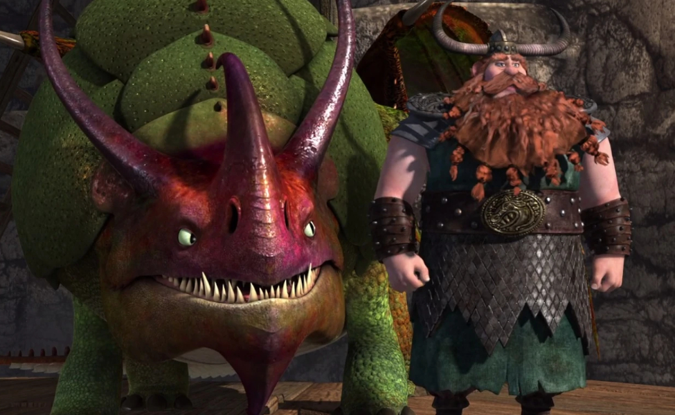 Stoick the Vast from How to Train Your Dragon