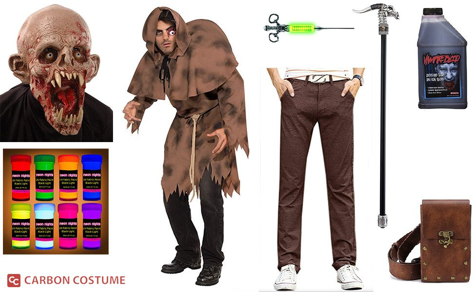 The Blight for Dead by Daylight Costume