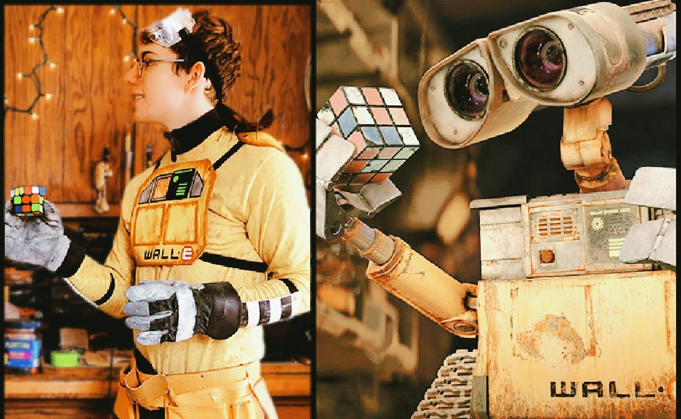 Make Your Own: Wall-E