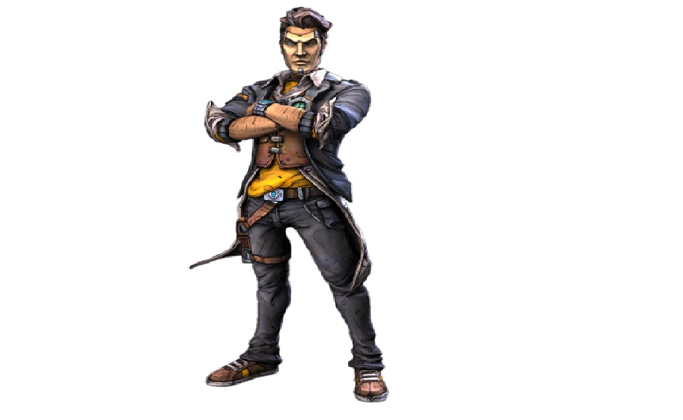 Handsome Jack from Borderlands 2