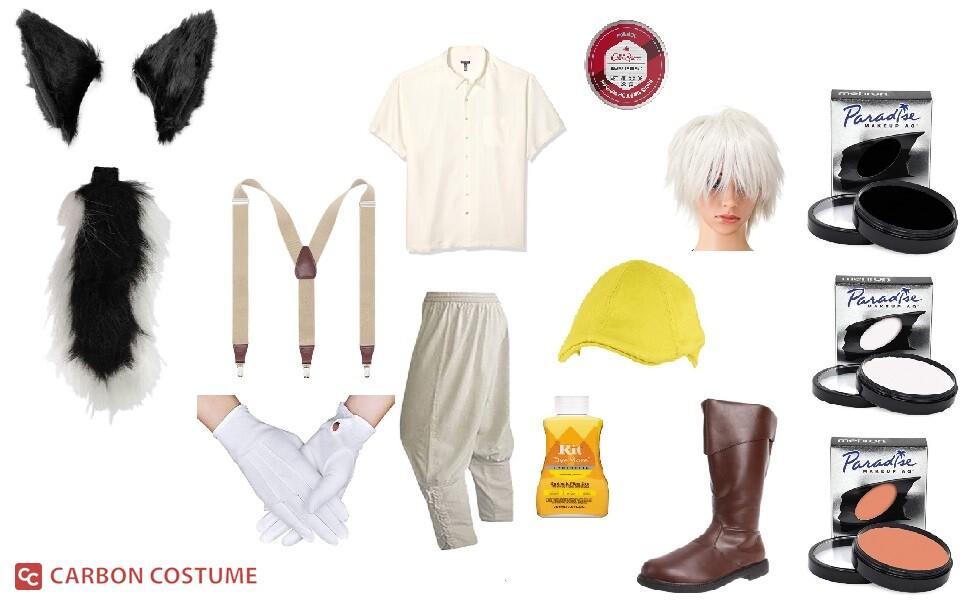 Kicks from Animal Crossing: New Horizons Costume
