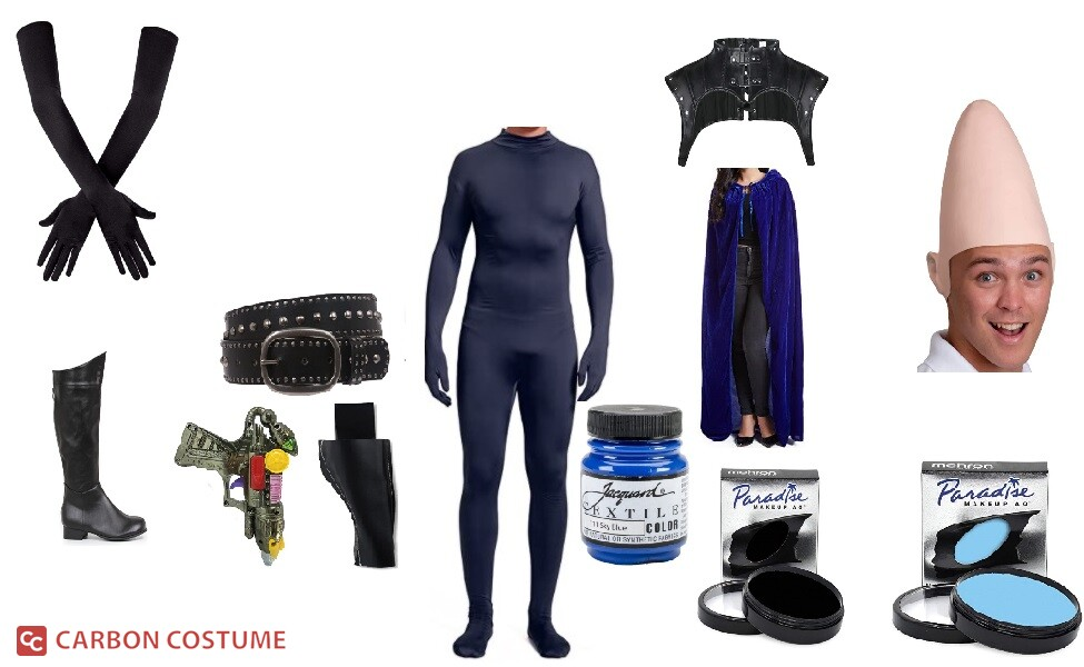 Megamind Costume