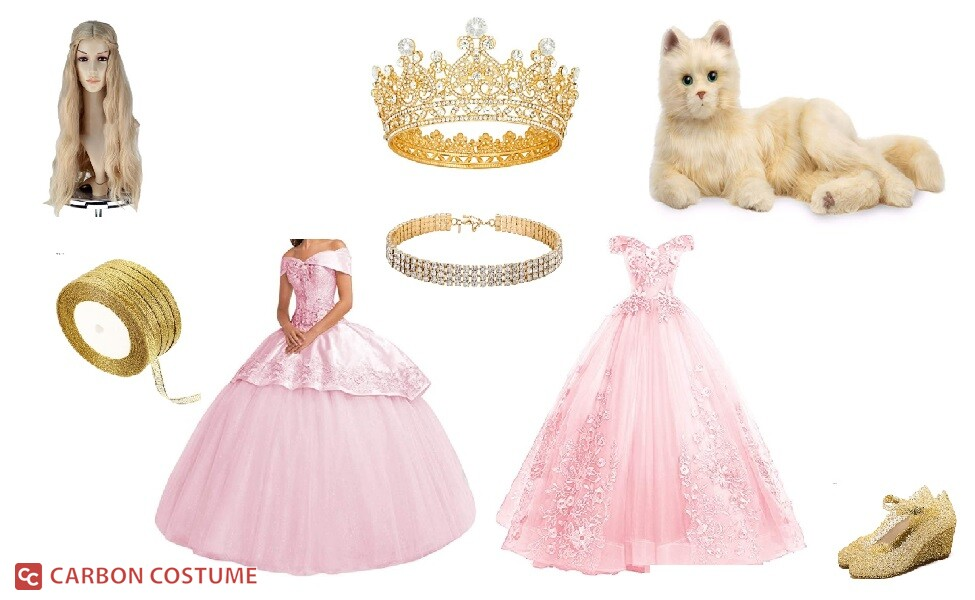 Princess Annalise from Barbie as The Princess and the Pauper Costume