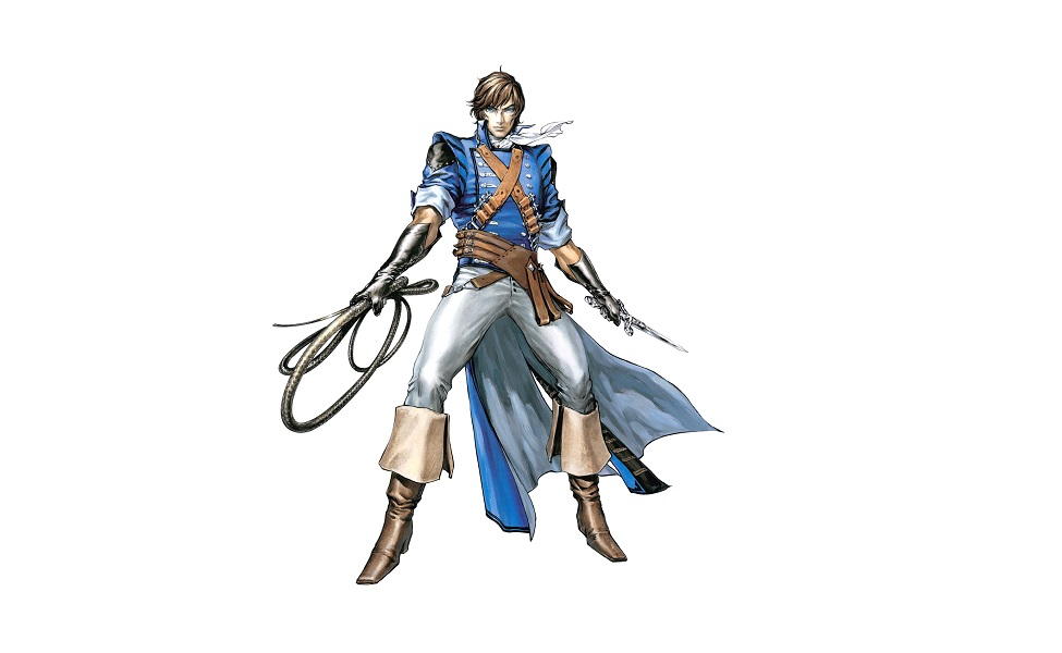 Richter Belmont from Castlevania