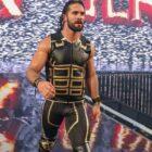 Seth Rollins from WWE
