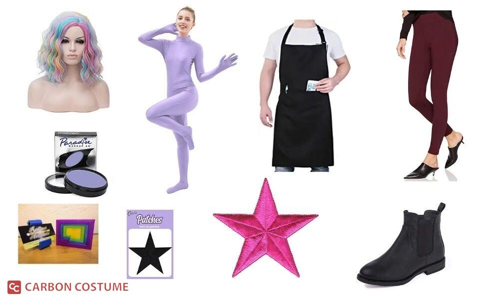 Bismuth Costume