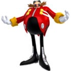 Dr Eggman Robotnik from Sonic the Hedgehog