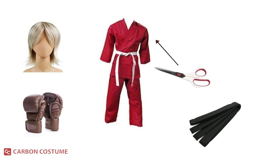 Ken Masters Costume