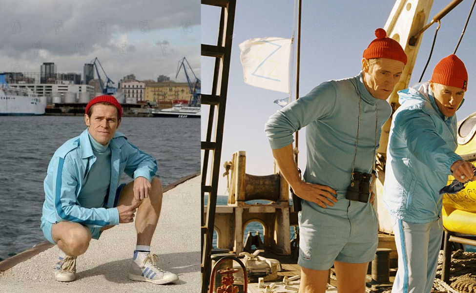 Klaus Daimler from The Life Aquatic with Steve Zissou