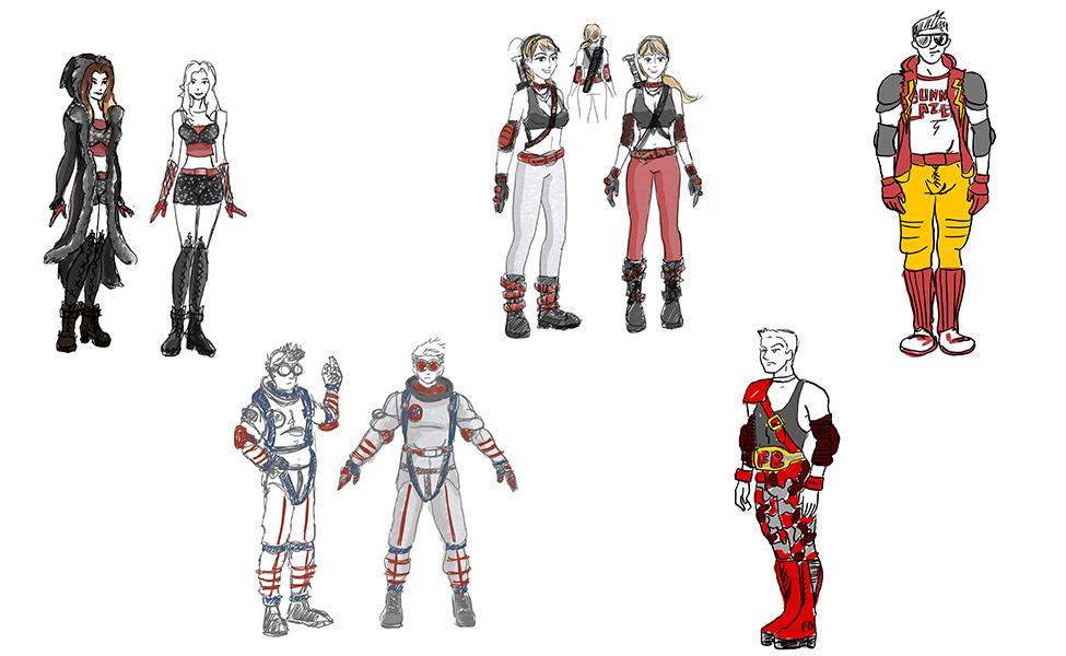 MF0 Concept Art