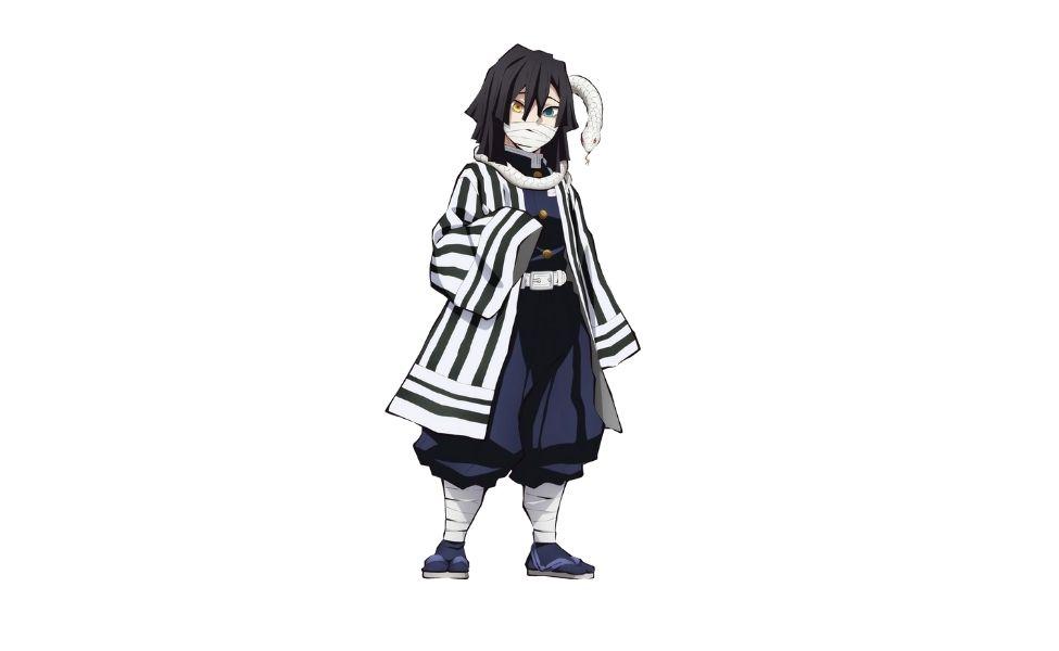 Obanai Iguro from Demon Slayer