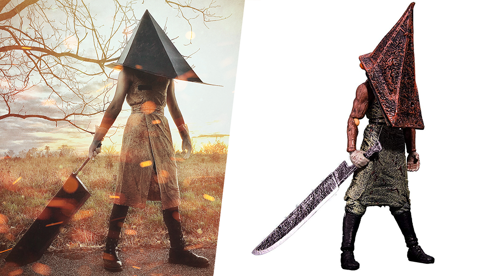 Make Your Own: Pyramid Head