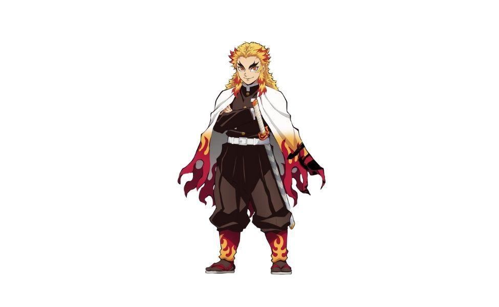 Rengoku Kyojuro from Demon Slayer