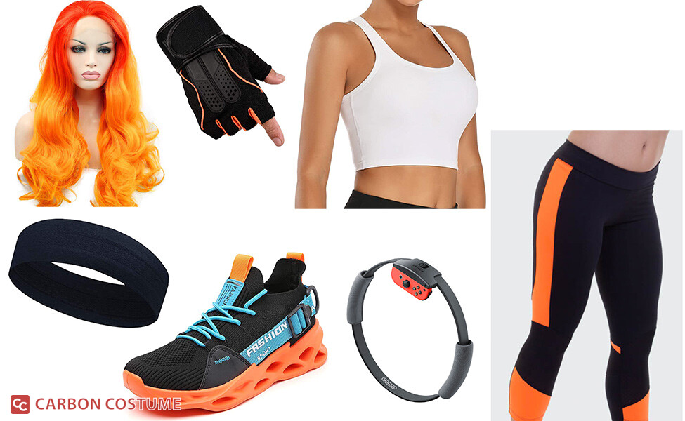 Ring Fit Trainee Costume
