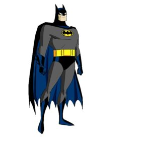 Batman from Batman: The Animated Series