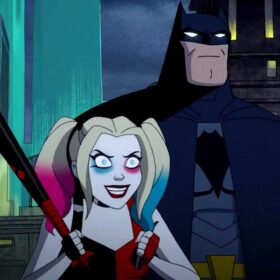 Batman from Harley Quinn