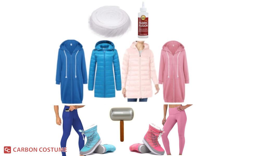 Ice Climbers Costume