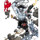 Lobo from DC Comics