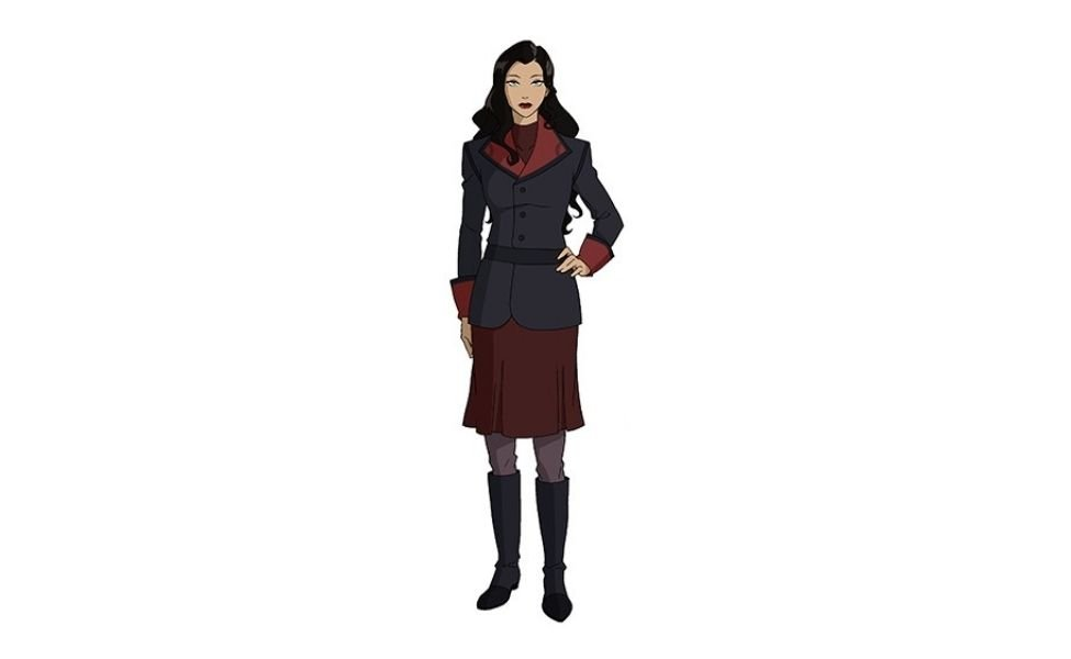 Asami Sato from Legend of Korra
